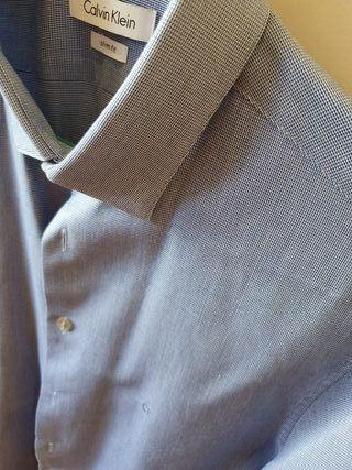 camisa calvin Klein nueva talla M - 39