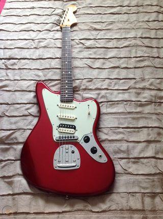 CAMBIO/VENDO Fender Jaguarillo