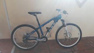 bicicleta felt montanbike nueva