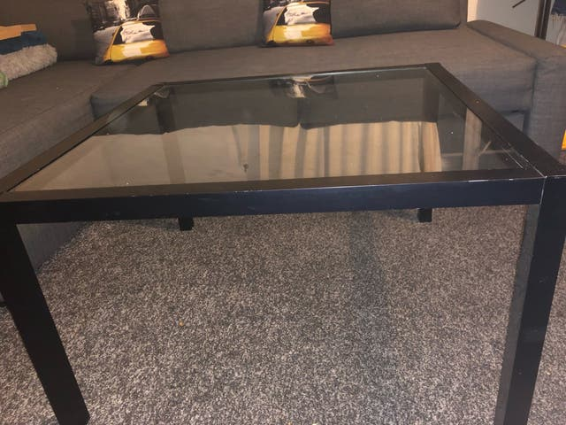 Table living room