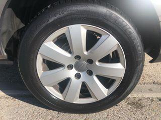 4 llantas Audi vw seat con neumáticos