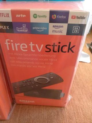 precintados fire TV stick basic con garantía