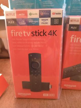 precintado fire TV stick 4K HDR