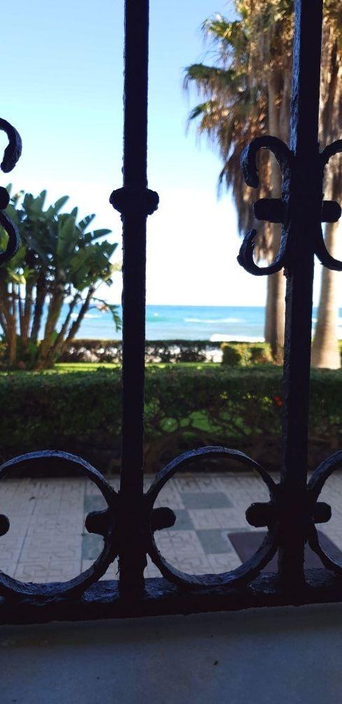 vacaciones en la costa del sol (El Peñoncillo, Málaga)