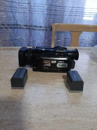 cámara de video JVC full hd