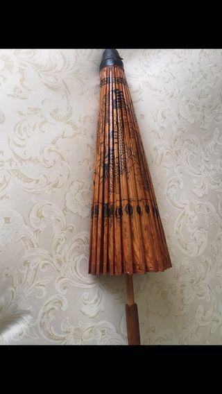Paraguas parasol japones original / Wagasa