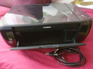 Impresora Canon y fotocopiadora