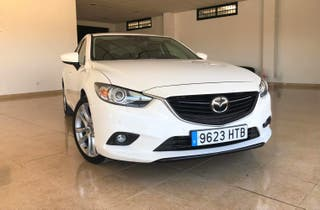 MAZDA MAZDA6 2.2 DE 175cv AT Luxury