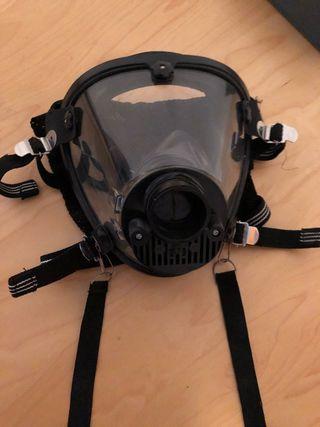 Mascara antigás