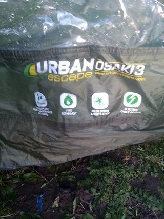 Urban osaki tent