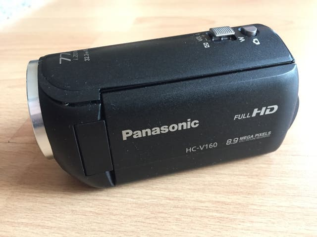 Camcorder Panasonic Full HD 1080p