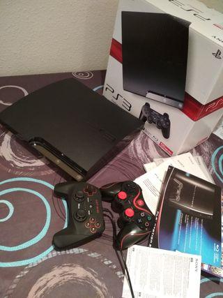 PlayStation3 120GB Negra