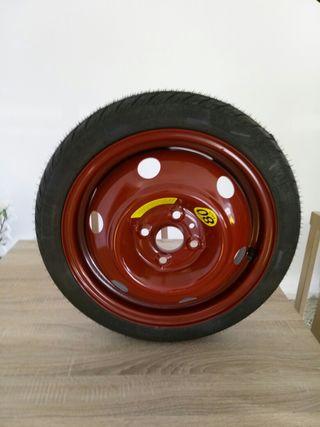 Neumático de uso temporal