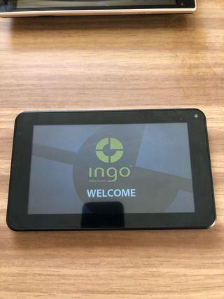 Tablet Ingo wifi de 8 gigas