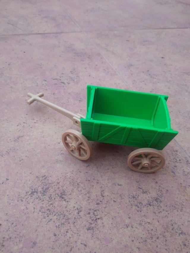 carro de Playmobil