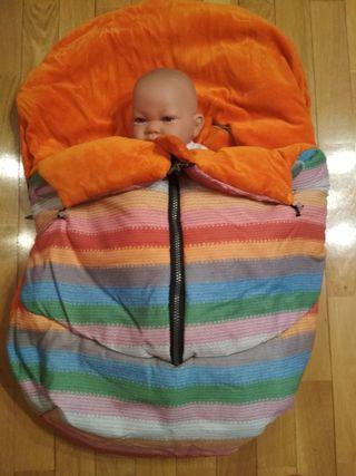 sacos polare bebe silla grupo 0+