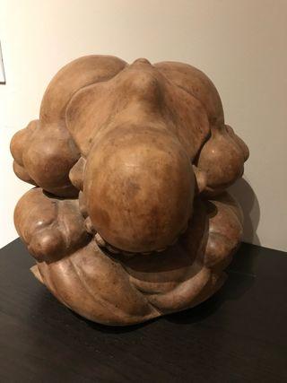 Escultura buda coleccionista