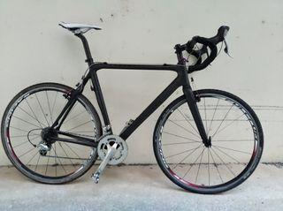 bicicleta de ciclocross talla 58