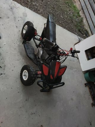 Mini quad gasolina