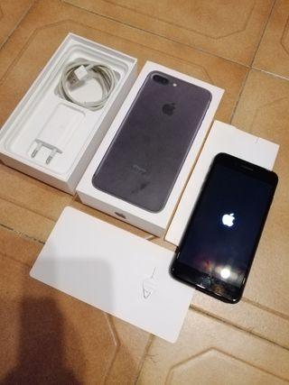 I-Phone 7 plus 32 GB negro