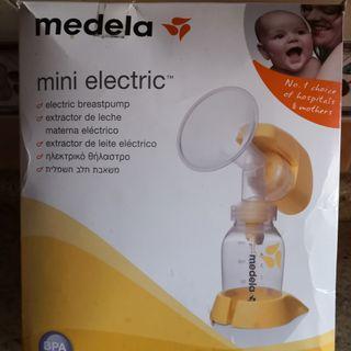 Sacaleches mini electric Medela.