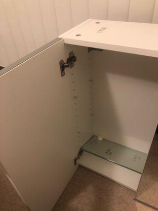 Bathroom Storage Cabinet (IKEA)
