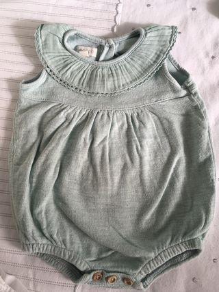Rana GOCCO algodón orgánico 1-3 meses niño