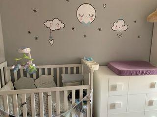 Habitación de bebé marca micuna