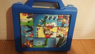 Cubos puzzle de la patrulla canina. Ravensburger.