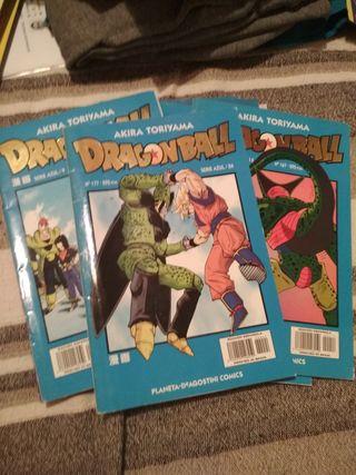 Dragon Ball mangas comics