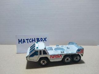 "Coche juguete antiguo MATCHBOX ""NASA"""