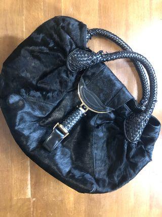 Fendi fur handbag - Bolso fendi de pelo