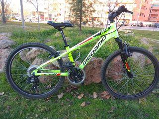 Bicicleta Megamo 24 pulgadas