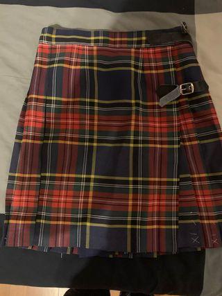 Falda uniforme el Valle T12