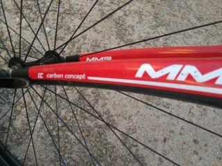 Se vende bicicleta ciclocross