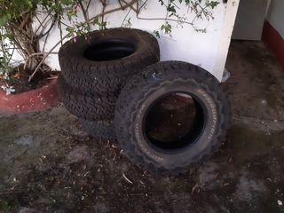 Neumáticos BFGoodrich KO2 con 20000kms