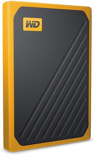 SSD Portátil Western Digital 2TB NUEVO
