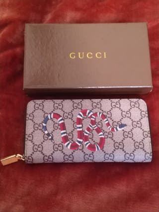 Cartera Gucci