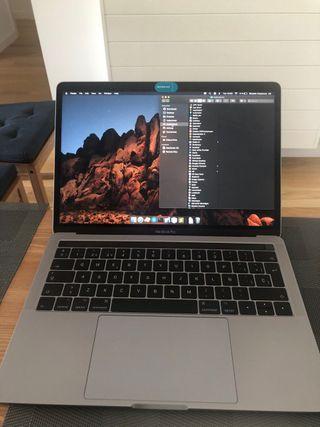 Macbook Pro 256GB Touch Bar