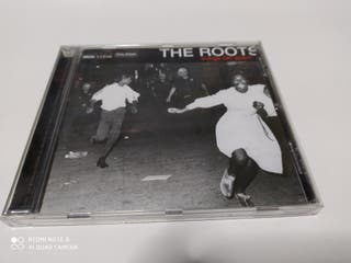 CD hip hop The roots
