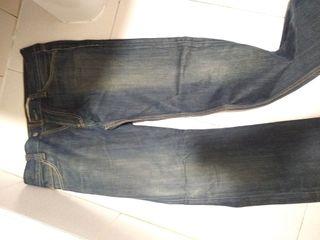pantalones vaqueros hombre levis