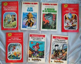 Pack 7 libros infantiles y juveniles