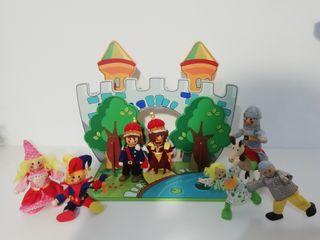 juego imaginarium marionetas
