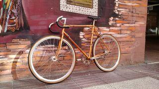 Bicicleta BH CLÁSICA restaurada