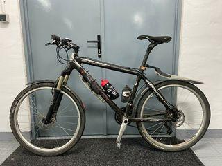 Bicicleta montaña GOKA Carbono