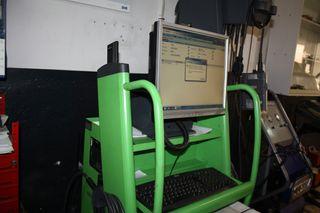 Máquina diagnosis BOSCH FSA 750
