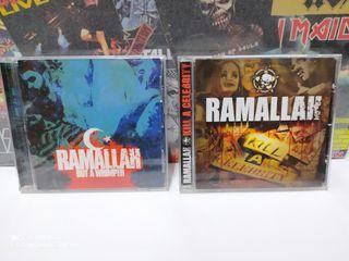 lo CDs heavy metal Ramallah