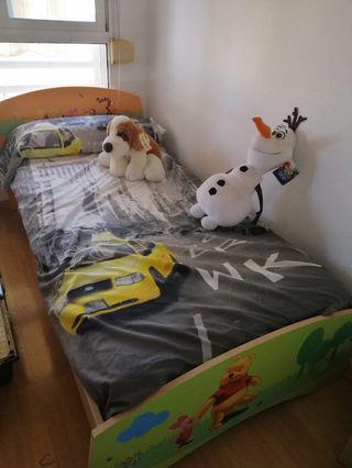 Habitación winnie the pooh niño