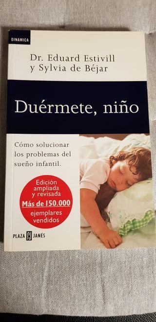 Libro Duérmete niño del Dr. Eduard Estivill