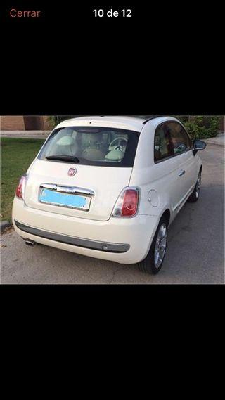 Fiat 500 sport automático